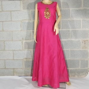 NWOT Women's Pink Formal Party Gown